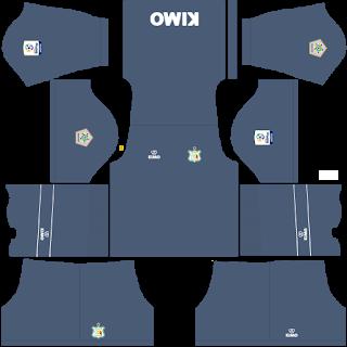 Quindío Sports Goalkeeper Away Kit