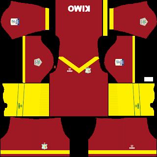 Quindío Sports Third Kit