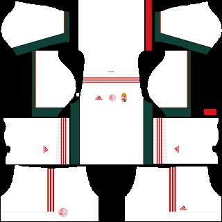 Hungary Euro Cup 2021 Away Kit