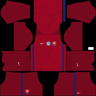 Slovakia Euro Cup 2021 Goalkeeper Away Kit