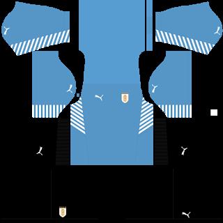 Uruguay Copa América DLS Kits 2021