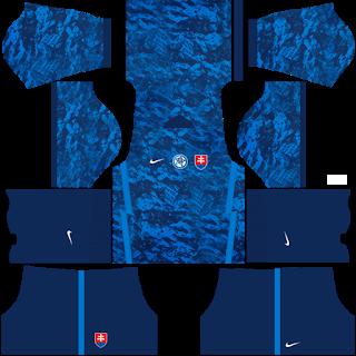Slovakia Euro Cup DLS Kits 2021