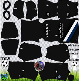 Arminia Bielefeld DLS Kits 2021