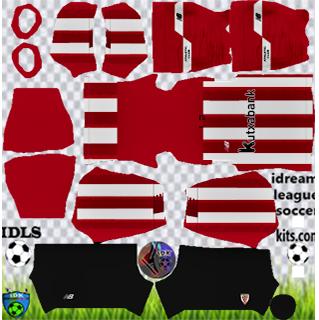 Athletic Bilbao DLS Kits 2021