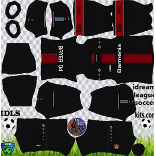 Bayer Leverkusen DLS Kits 2021