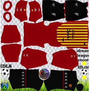 Benevento Calcio DLS Kits 2021