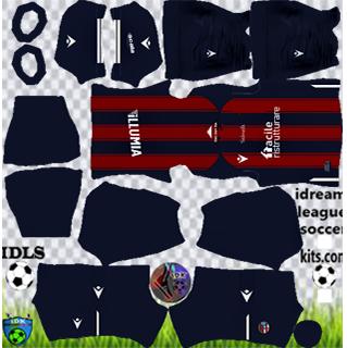 Bologna FC DLS Kits 2021