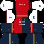 Cagliari Calcio DLS Kits 2021
