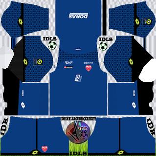 Dijon-FC-kit-dls-2021-gk-home
