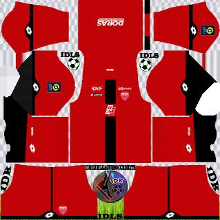 Dijon FCO DLS Kits 2021