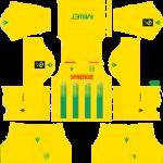 FC Nantes DLS Kits 2021