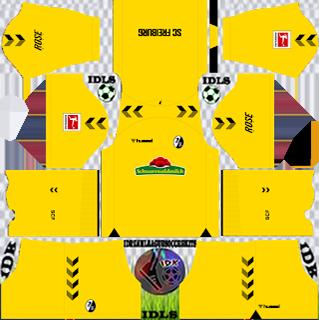 Freiburg-kit-2020-2021-gk-home