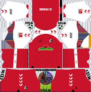 SC Freiburg DLS Kits 2021