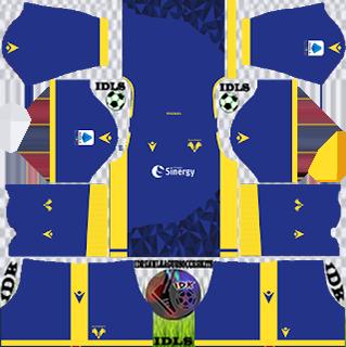 Hellas Verona FC DLS Kits 2021