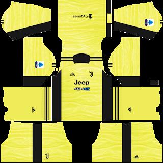 Juventus gk away kit 2022