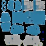 SS Lazio DLS Kits 2021