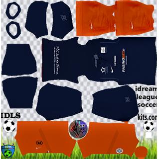 Montpellier HSC DLS Kits 2021