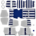 Real Sociedad DLS Kits 2021