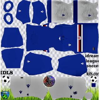 Sampdoria DLS Kits 2021