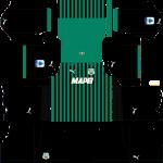 US Sassuolo Calcio DLS Kits 2021