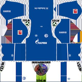 Schalke 04 DLS Kits 2021