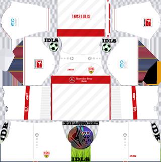 VfB Stuttgart Home Kit