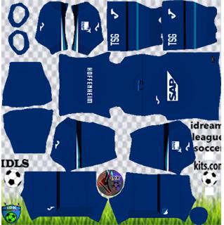 TSG Hoffenheim DLS Kits 2021