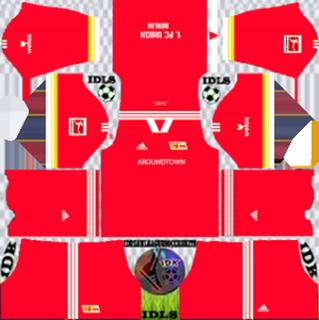 Union Berlin DLS Kits 2021