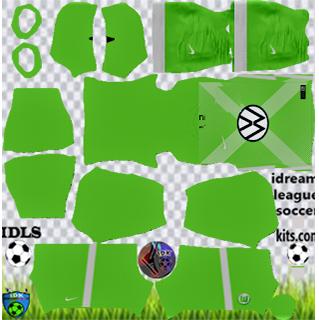VfL Wolfsburg DLS Kits 2021