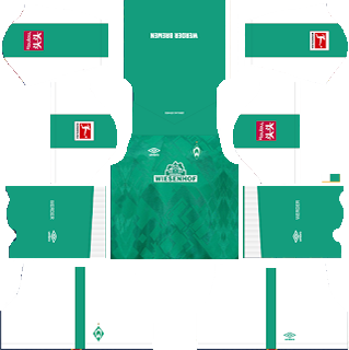 SV Werder Bremen DLS Kits 2021