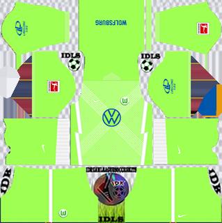VfL Wolfsburg Home Kit