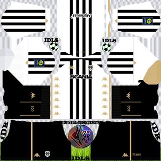 Angers SCO DLS Kits 2021