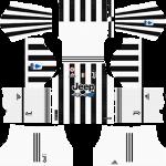 Juventus DLS Kits 2022