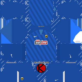 AEK fc third kit 2021-22