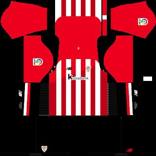 Athletic Bilbao DLS Kits 2022