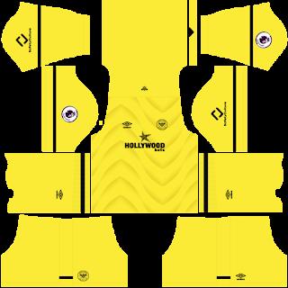Brentford away kit 2022
