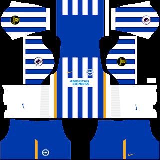 Brighton & Hove Albion DLS Kits 2022