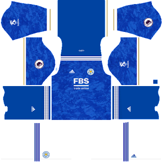 Leicester City DLS Kits 2022