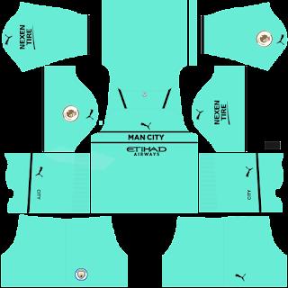 Manchester City gk third kit 2022