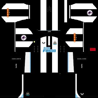 Newcastle United DLS Kits 2022