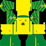 Norwich City FC DLS Kits 2022
