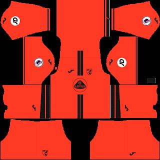 Norwich third kit 2022