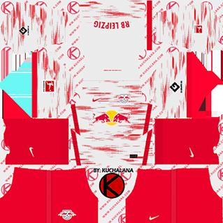 RB Leipzig DLS Kits 2022
