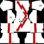 Rayo Vallecano DLS Kits 2022
