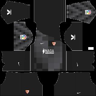 Sevilla gk home kit 2022