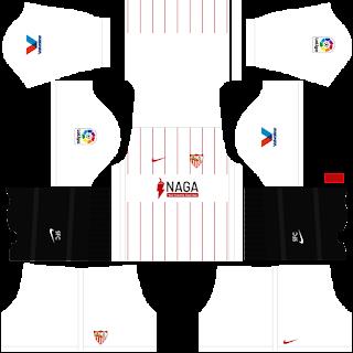 Sevilla FC DLS Kits 2022