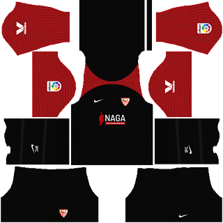 Sevilla third kit 2022