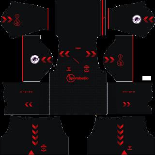 Southampton third kit 2022