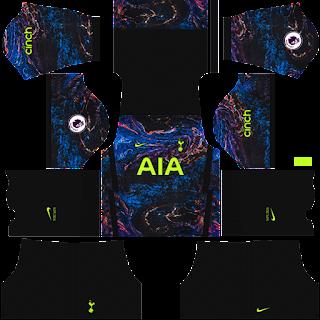 Tottenham Hotspur away kit 2022