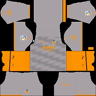 Valencia forth kit 2022